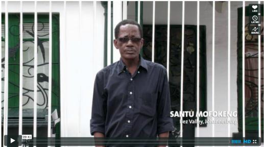 Santu Mofokeng, Interview V&A