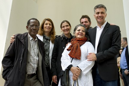 Santu Mofokeng, Christine Marcel, Susanne Gaensheimer, Dayanita Singh, Anri Sala, Romuald Karmakar.